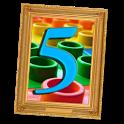 Big brick examples - Age 5 icon