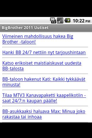 BB Suomi 2012 - screenshot