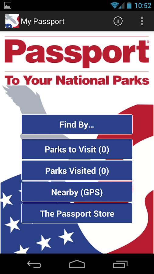 Passport: Your National Parks- screenshot