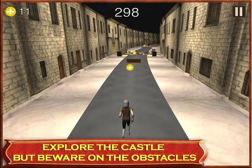 城堡运行 - 地牢骑士