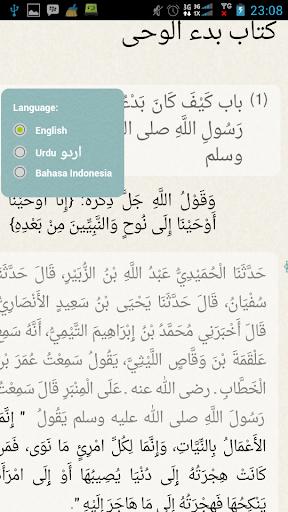 Islamic book: Sahih Bukhari