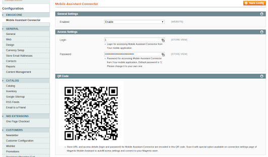 Magento Mobile Assistant- screenshot thumbnail