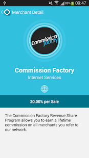Commission Factory- screenshot thumbnail