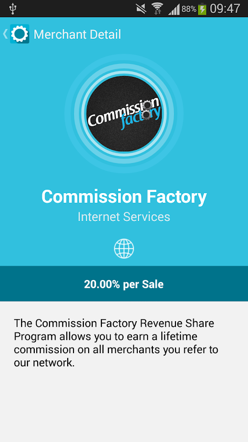 Commission Factory- screenshot