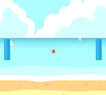 Summer Pong - screenshot thumbnail