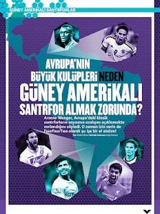 FourFourTwo Türkiye - screenshot thumbnail