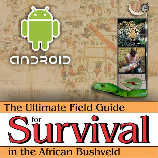 Ultimate Survival Africa 書籍 LOGO-阿達玩APP