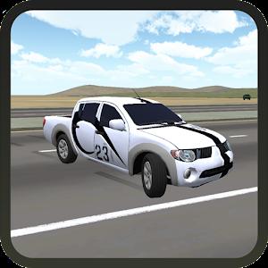 Extreme Pickup Crush Drive 3D APK