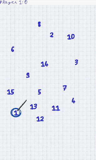 免費下載休閒APP|Connect the numbers 2 players app開箱文|APP開箱王