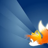 firefox HD background