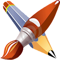 تطبيق مجانى لرسم الصور للاندرويد Sketch Pad + Drawing Pad.apk