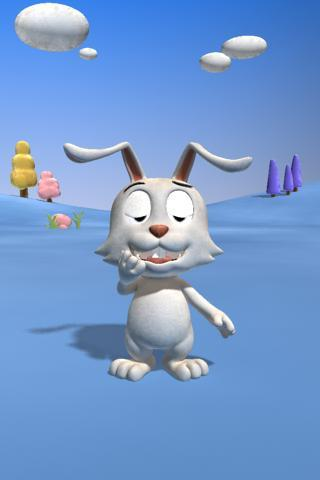 Talking Rabbit - screenshot