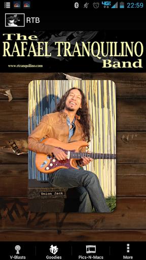 【免費娛樂App】Rafael Tranquilino Band-APP點子