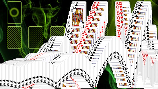 Russian Cell Solitaire - náhled