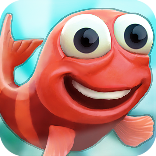 Fin Friends - Fish Adventure Android APK Download Free By Claybox