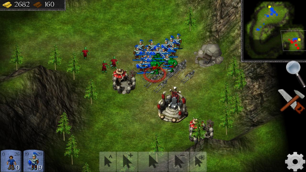 Esenthel RTS- screenshot