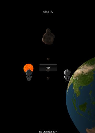 Flappy Alien 3D