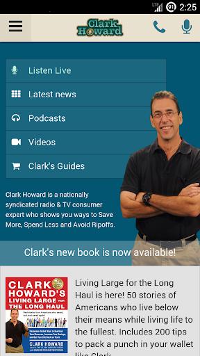 Clark Howard On Demand