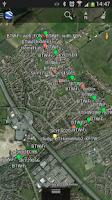 Screenshot of WiFi Tracker