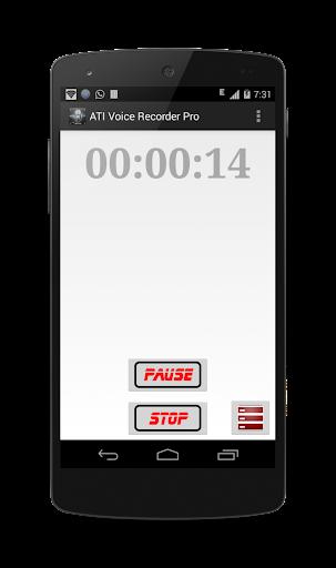 ATI Voice Recorder Pro