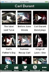 Carl Durant Music- screenshot thumbnail