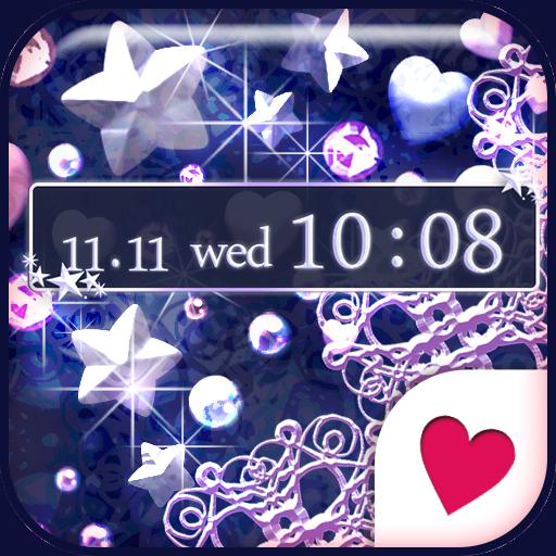 可愛換裝桌布★Starry jewel 個人化 LOGO-玩APPs