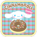 Cinnamoroll Donut Yummy Theme icon