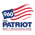 News Talk 960 KKNT logo
