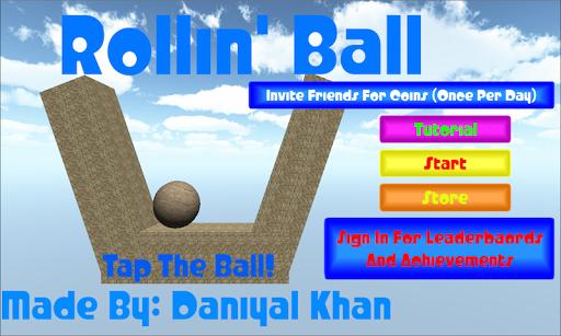Rollin' Ball