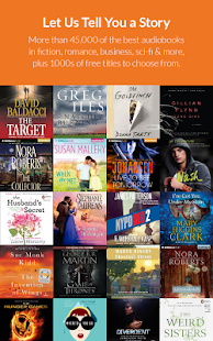 Audio Books by Audiobooks Screenshot 20