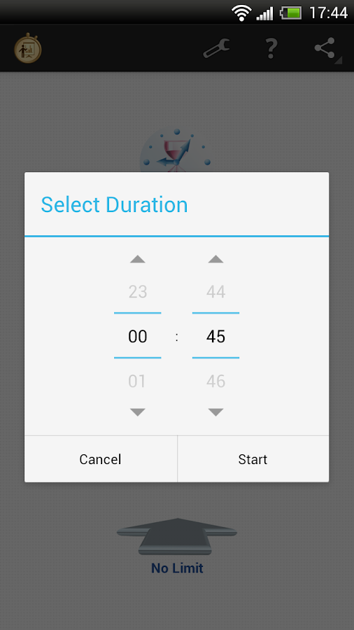 Presentation Timer Pro- screenshot