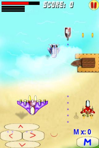 Force Invaders - screenshot