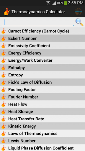 Thermodynamics Calculator