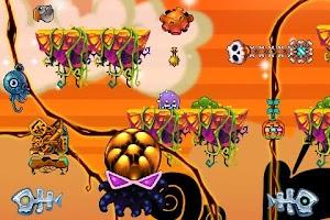 Screenshot of Uncle Pumpkin's Journey