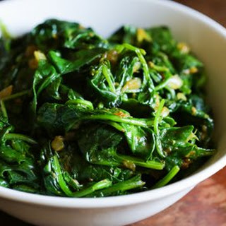 Spinach Side Dish Indian Recipes.