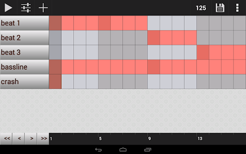 Groove Mixer. Music Beat Maker- screenshot thumbnail