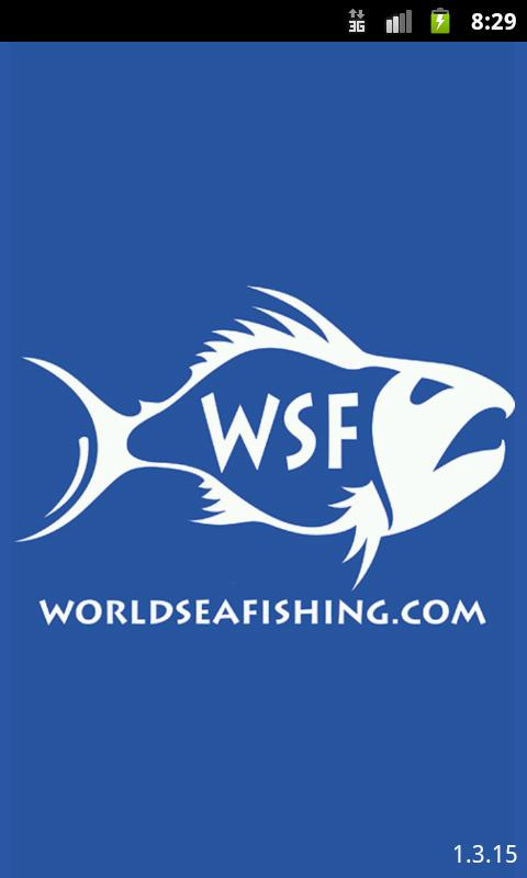 World Sea Fishing Forums - screenshot