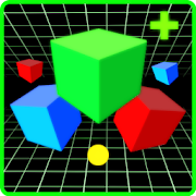 Cubemetry Wars 3D +