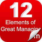 12 Elements of Great Managing icon