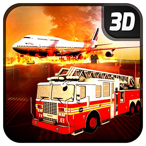 機場救護模擬 LOGO-APP點子
