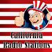 California Radio Stations USA Icon