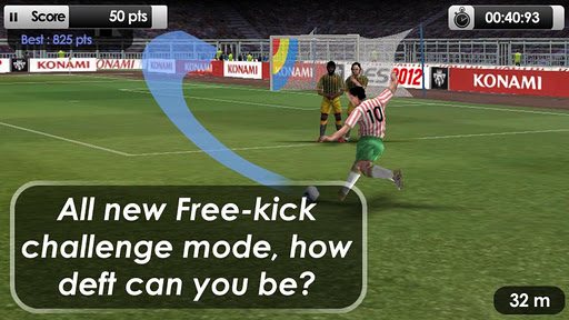 descargar apk PES 2012 Pro Evolution Soccer android
