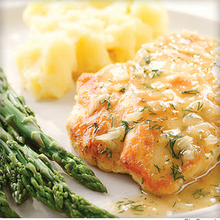 Lemon Dill Chicken Recipe
