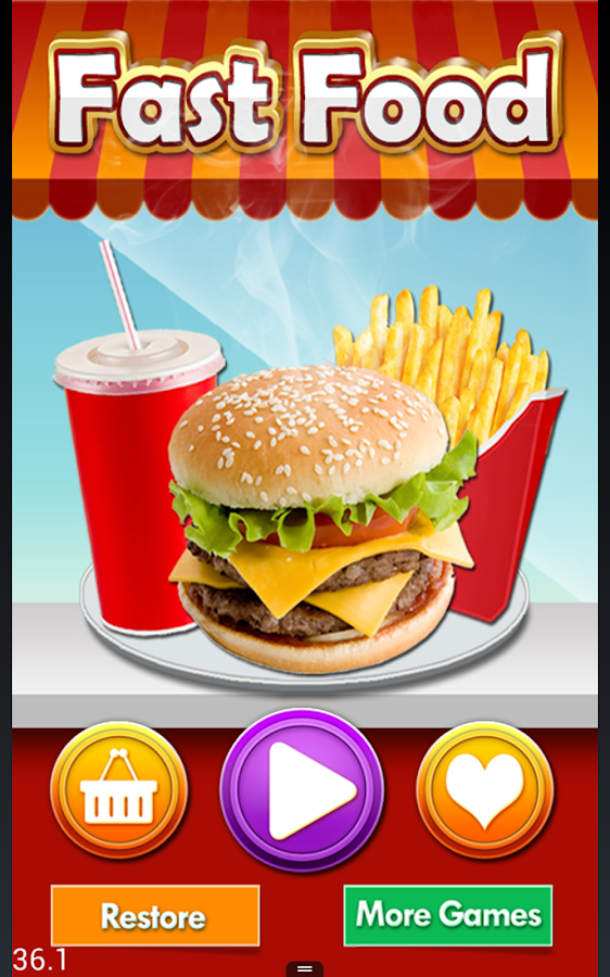 Related pictures fast food hamburger french fries
