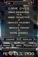 Screenshot of Jewels Pro Deluxe