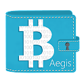Aegis Bitcoin Wallet icon