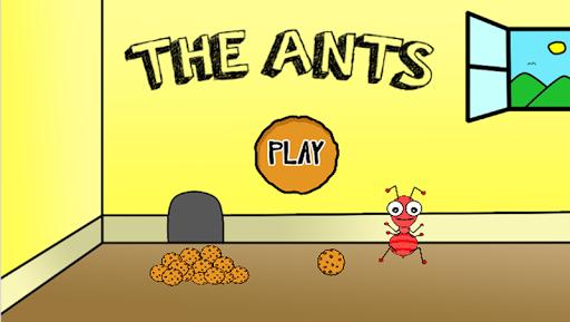 The ANTS มดน้อยจอมตะกละ