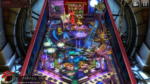 Zen Pinball HD Screenshot 1