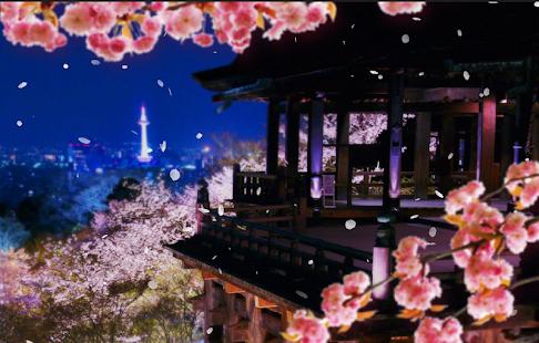 KIYOMIZU Live Wallpaper