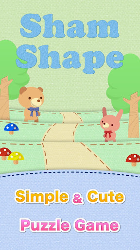 ShamShape -Simple Cute Puzzle-